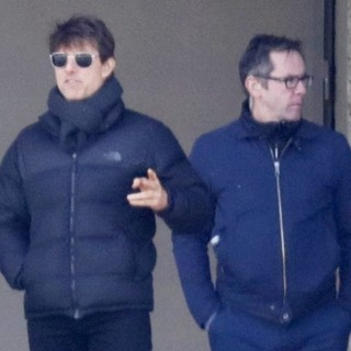 Tom Cruise-Tom Cruise Films Scenes for Mission: Impossible 6