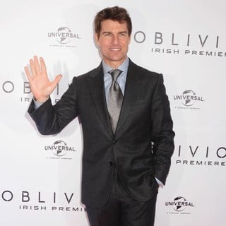 The Irish Premiere of Oblivion - Inside Arrivals