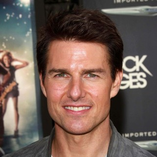Tom Cruise in Premiere of Warner Bros. Pictures Rock of Ages - Arrivals