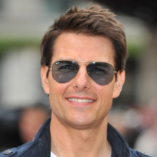 Tom Cruise in The UK Premiere of Rock of Ages