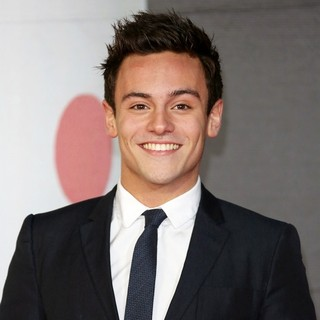 Tom Daley in The 2013 Brit Awards - Arrivals