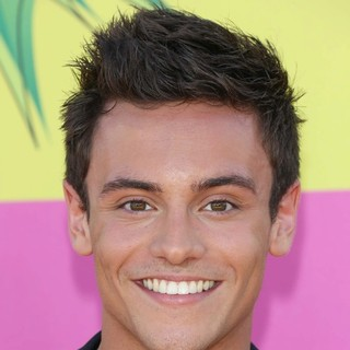 Tom Daley in Nickelodeon's 26th Annual Kids' Choice Awards - Arrivals