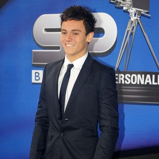 Tom Daley in BBC Sports Personality of The Year 2010 - Arrivals