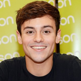 Tom Daley Signs Copies of Book Tom's Daily Plan