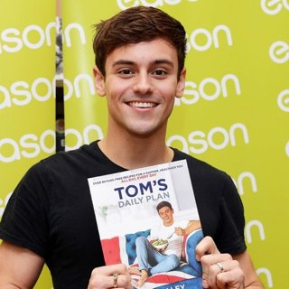 Tom Daley-Tom Daley Signs Copies of Book Tom's Daily Plan