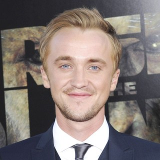 Tom Felton in The Premiere of 20th Century Fox's Rise of the Planet of the Apes - Arrivals