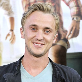 Tom Felton in Los Angeles Premiere of The Hangover Part II - Arrivals