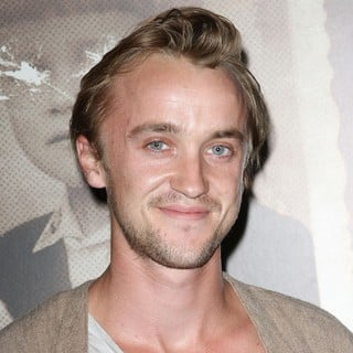 Tom Felton in The Premiere of CBS Film's The Woman in Black Shown