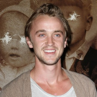 Tom Felton - The Premiere of CBS Film's The Woman in Black Shown