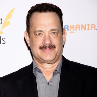 Tom Hanks in The 2013 Drama Desk Award Nominee Luncheon