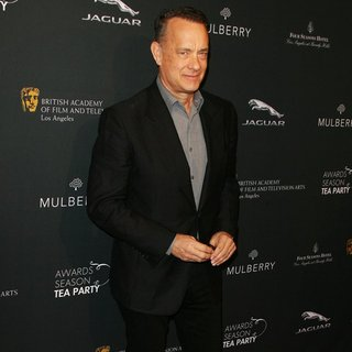 Tom Hanks in 2014 BAFTA Los Angeles Awards Season Tea Party