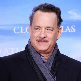 Tom Hanks in The European Premiere of Cloud Atlas- Red Carpet Arrivals