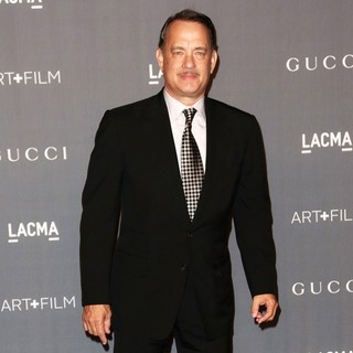 Tom Hanks in LACMA 2012 Art + Film Gala - Arrivals