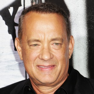 Tom Hanks in Premiere of Columbia Pictures' Captain Phillips