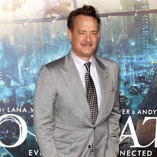 Tom Hanks in The Cloud Atlas Los Angeles Premiere