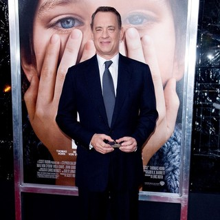 Tom Hanks in The New York Premiere of Extremely Loud and Incredibly Close - Arrivals
