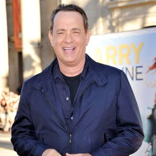 Tom Hanks in Larry Crowne Los Angeles Premiere