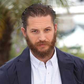 Tom Hardy in Lawless Photocall - During The 65th Annual Cannes Film Festival