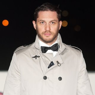 Tom Hardy in The Sun Military Awards