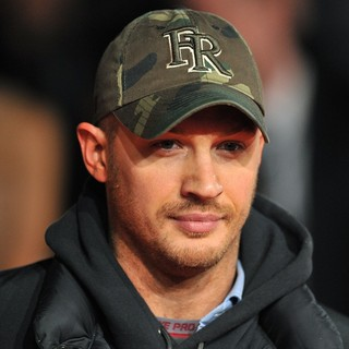 Tom Hardy in Jack Reacher UK Film Premiere - Arrivals