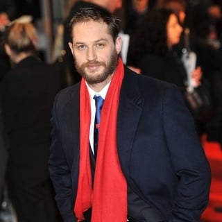 Tom Hardy in UK Premiere of This Means War - Arrivals