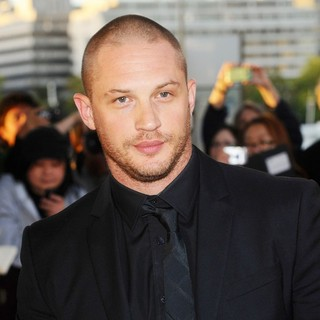 Tom Hardy in The Premiere of Tinker, Tailor, Soldier, Spy