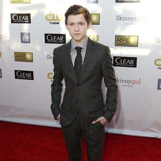 Tom Holland in 18th Annual Critics' Choice Movie Awards