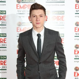 Tom Holland in Jameson Empire Film Awards 2013 - Arrivals