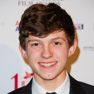 Tom Holland in The London Critics' Circle Film Awards