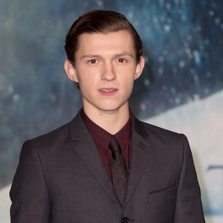 Tom Holland in The European Premiere of In the Heart of the Sea - Arrivals