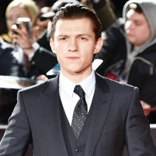Tom Holland-The Lost City of Z UK Premiere