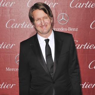 Tom Hooper in 24th Annual Palm Springs International Film Festival Awards Gala - Red Carpet