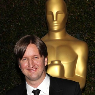 Tom Hooper in The Academy of Motion Pictures Arts and Sciences' 4th Annual Governors Awards - Arrivals