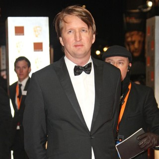 Tom Hooper in Orange British Academy Film Awards 2012 - Arrivals
