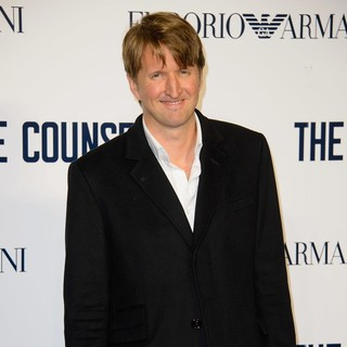 Tom Hooper in The Counselor Special Screening