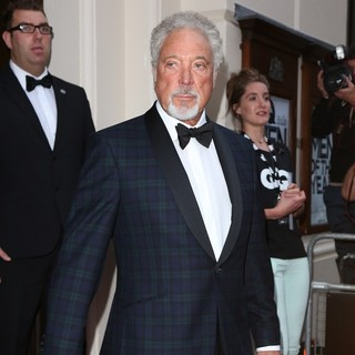 Tom Jones in The GQ Men of The Year Awards 2012 - Arrivals