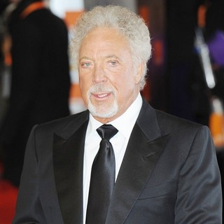 Tom Jones - Orange British Academy Film Awards 2012 - Arrivals