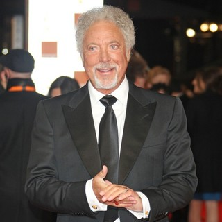 Tom Jones in Orange British Academy Film Awards 2012 - Arrivals