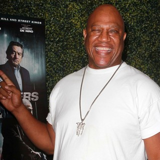 Tom Lister Jr. in The Lionsgate Home Entertainment and Grindstone VIP Screening of Freelancers