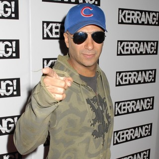 Tom Morello, Rage Against the Machine in Kerrang! Awards 2008 - Arrivals