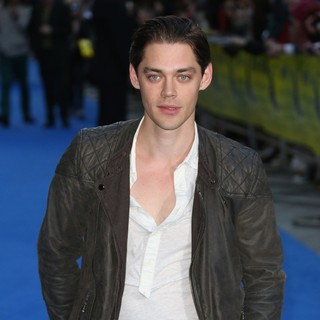 Tom Payne in Filth UK Film Premiere - Arrivals