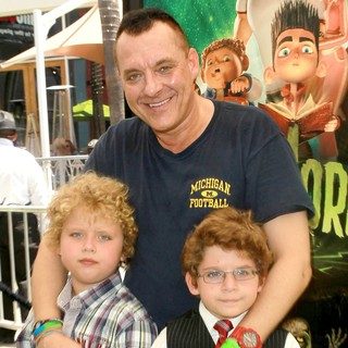 Tom Sizemore in World Premiere of ParaNorman