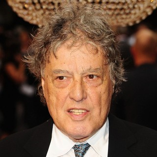 Tom Stoppard in The Premiere of Anna Karenina