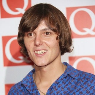 Tomethy Furse, The Horrors in The Q Awards 2012 - Arrivals