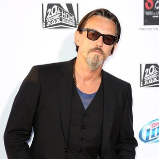 Tommy Flanagan in Premiere of FX's Sons of Anarchy Season Six - Arrivals