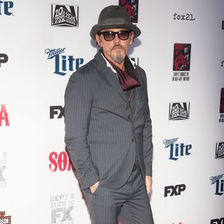 FX's Sons of Anarchy Premiere Season 7 - Arrivals