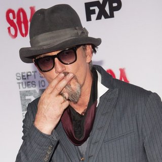 Tommy Flanagan in FX's Sons of Anarchy Premiere Season 7 - Arrivals