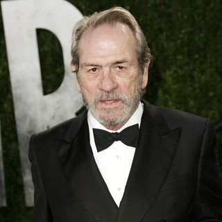 Tommy Lee Jones in 2013 Vanity Fair Oscar Party - Arrivals