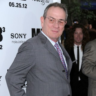 Tommy Lee Jones in Men in Black 3 New York Premiere - Arrivals