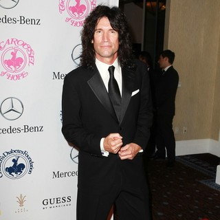 Tommy Thayer, KISS in 26th Anniversary Carousel of Hope Ball - Presented by Mercedes-Benz - Arrivals